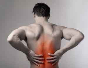 Растяжение мышц поясницы симптомы