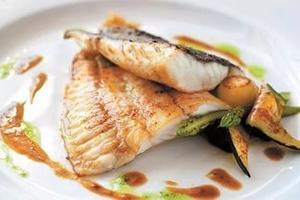 рыба, приготовленная в духовке