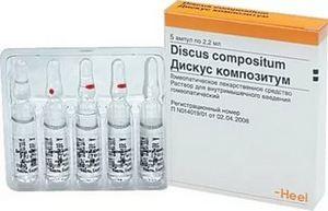 комплексный гомеопатический препарат