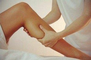 Біль в ікрі ноги причини і лікування